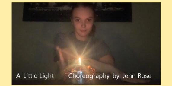 A Little Light Video choreograpy by DSDW teacher Jenn Rose